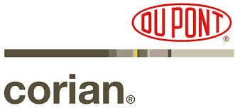 du pont corian logo
