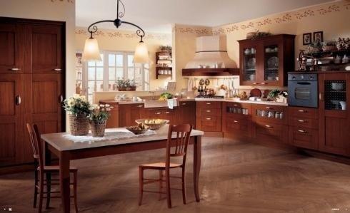 Cucina classica Berloni Casale
