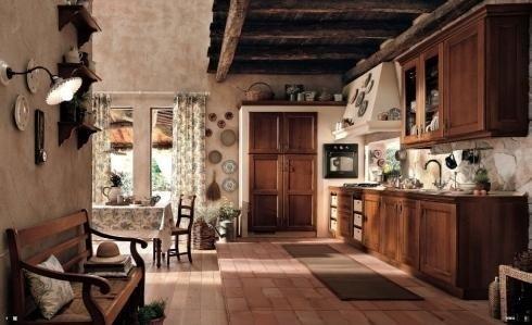 Cucina classica Berloni Tosca