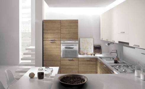 Cucina moderna Berloni Sunny (Wave)