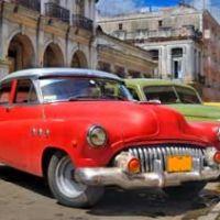 macchina tipica cubana