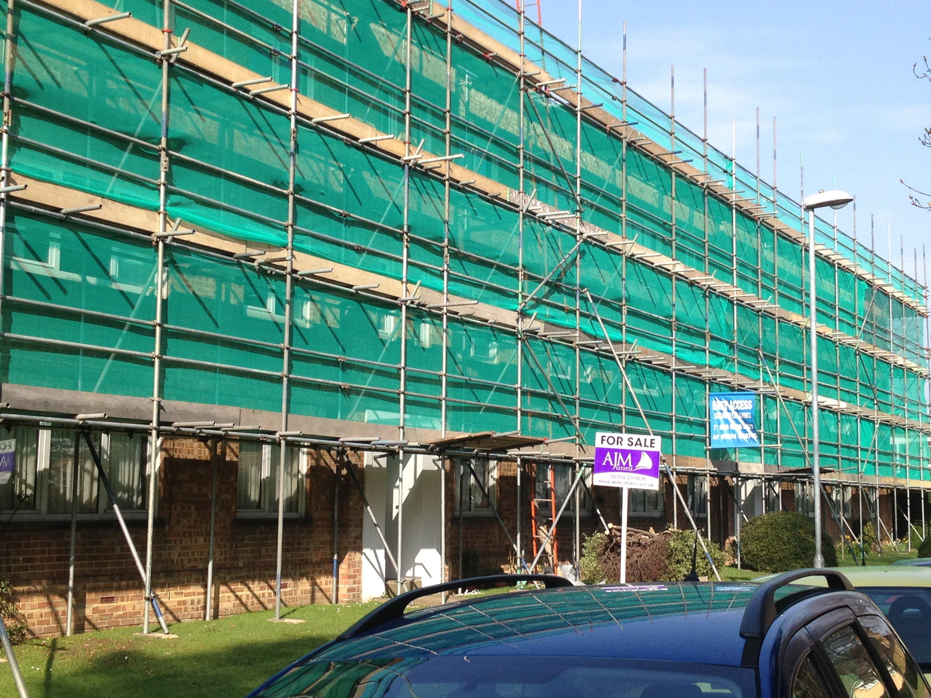 building work