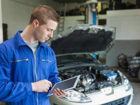 Assistenza e riparazioni meccaniche