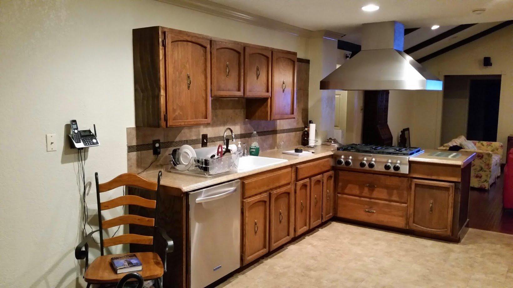 Kitchen Remodeling, San Antonio, TX