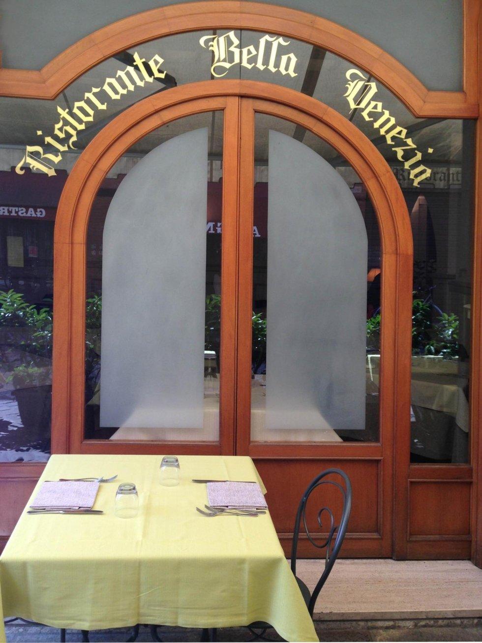 il ristorante bella venezia