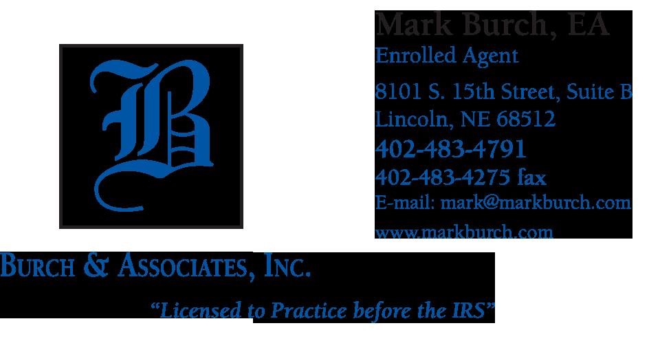 Burch & Associates, Inc