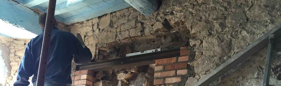 Costruzioni edili Pieve Fosciana
