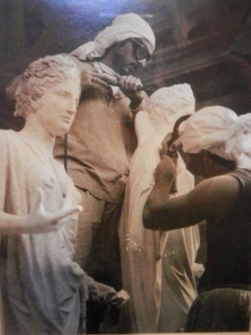 Sculture Marmo Carrara