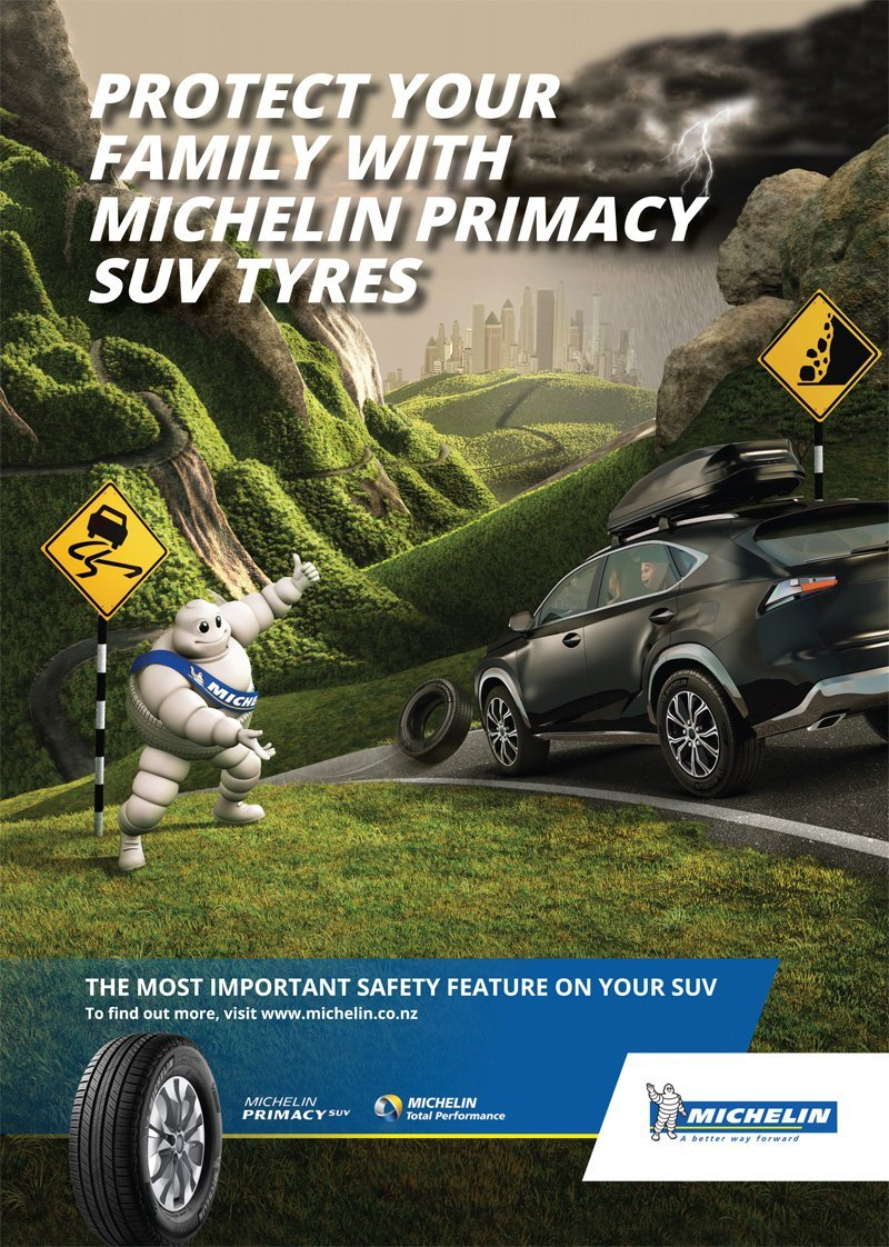 image of michelin primacy suv tyre