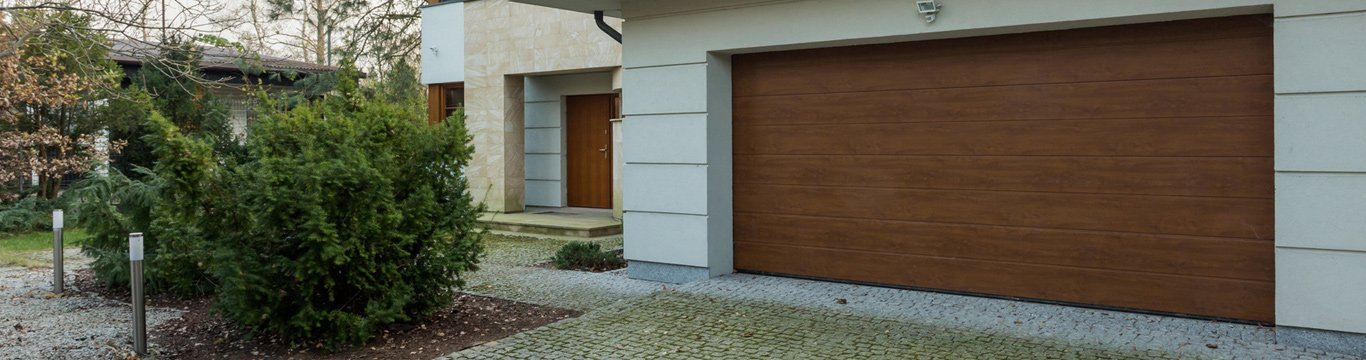 advanced garage door systems modern detached house with garage
