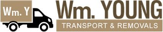 Wm. Young Transport & Removals company logo