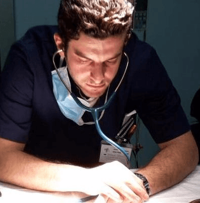 DR. DANIELE GAVINO