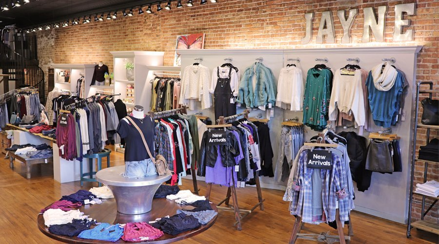 Clothing Stores In Oak Park Il