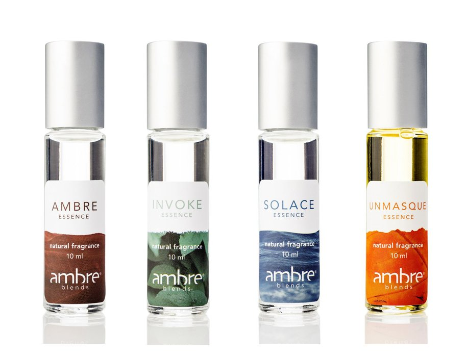 "Or rather, Ambre Blends—a line of fragrant oils, body creams, soaps, spritzers, lip balms, and skin tonics (and, coming soon, deodorant, baby creams, and bubble washes) that has monopolized high-end boutique and salon shelves from the Mile Square to Carmel since , when northeastside native Ambre (pronounced ""amber"") Crockett launched the company."