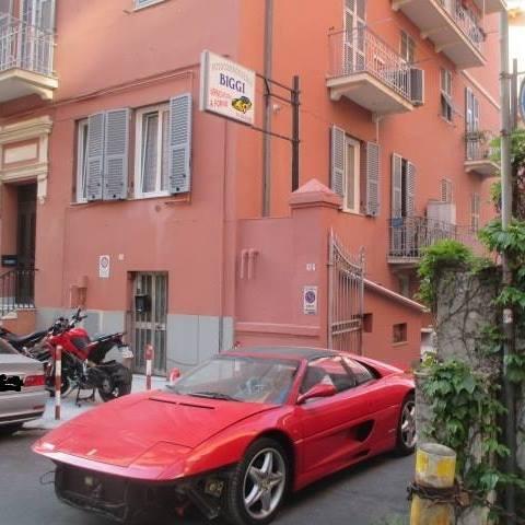 Ferrari Testarossa Genova