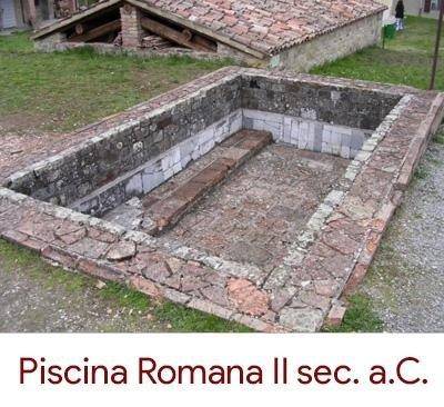 Roman pools