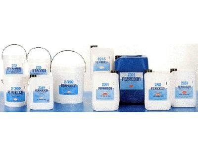 Sales of chemical products for swimming pools