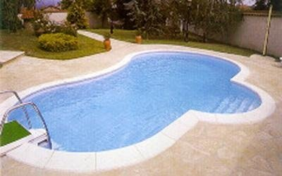 Swimming pool Modena