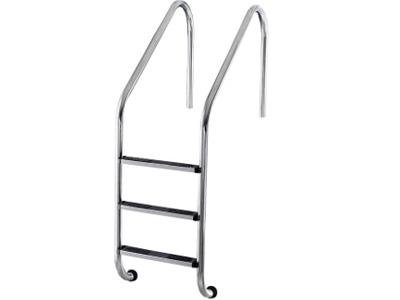 Ladders for swimming pools