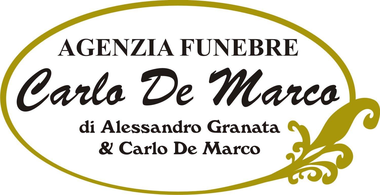 AGENZIA DI ONORANZE FUNEBRI DE MARCO CARLO-logo