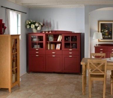 mobili in legno per il soggiorno