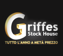 OUTLET GRIFFES STOCK HOUSE - LOGO