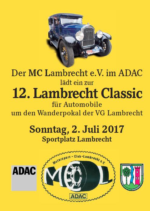 02.07.2017 MC Lambrecht e.V.