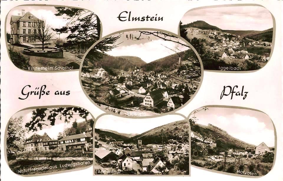 Das Dorf Elmstein verdankt ......