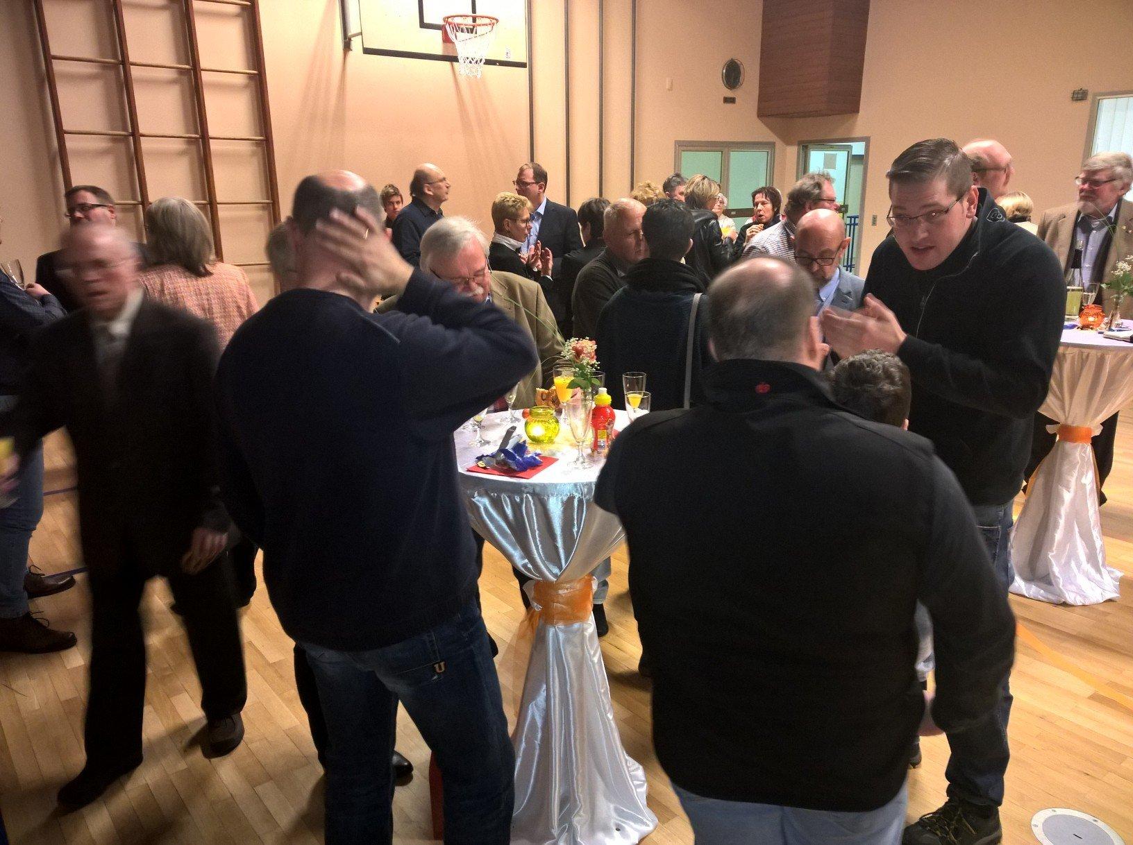 So. 15.01.2017 Neujahrsempfang der Gemeinde Elmstein ab 17.00 Uhr in der Aula der Heinrich-Weintz-Grundschule