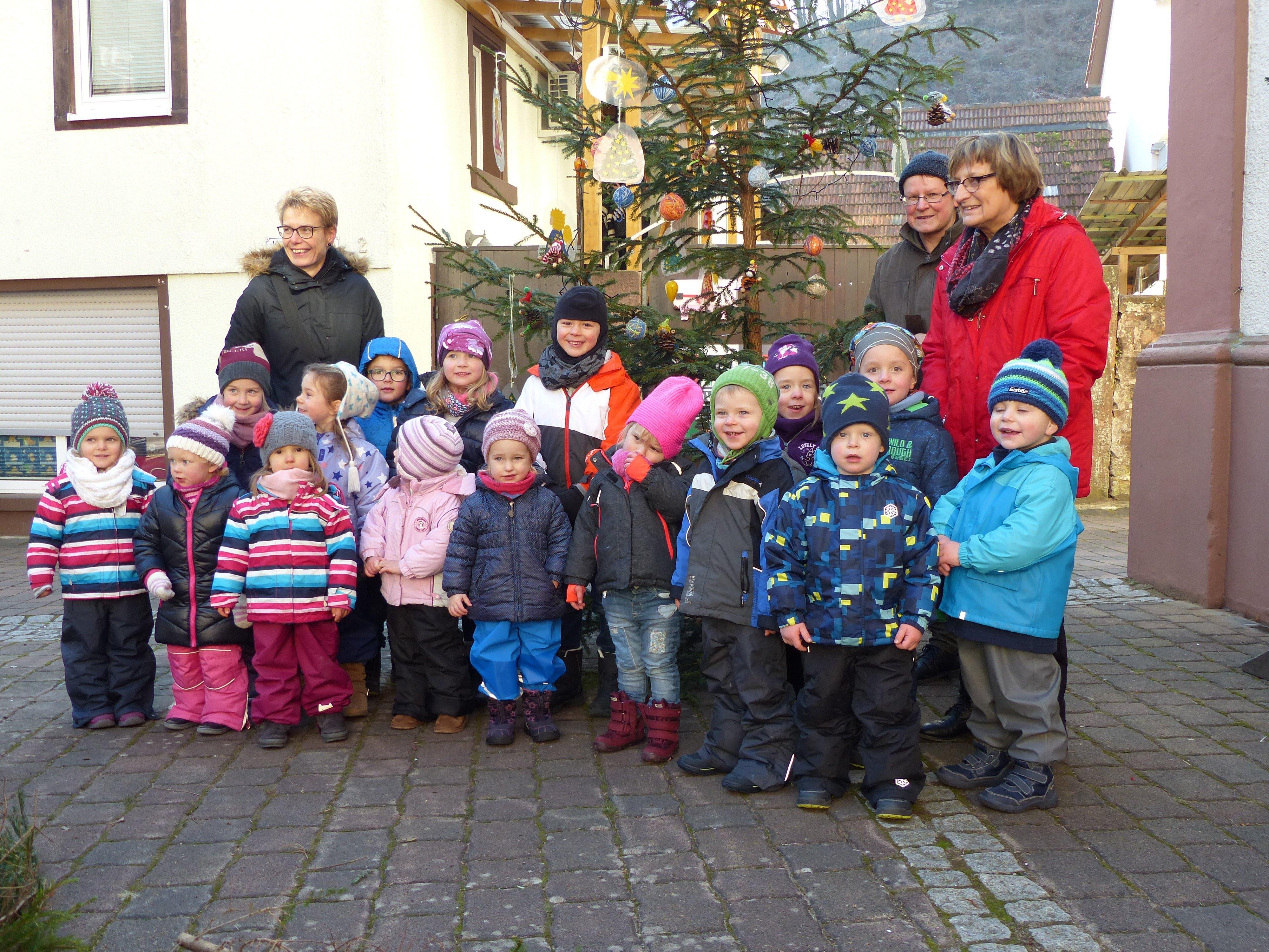 KITA St. Hildegard Wurzelzwerge 2016