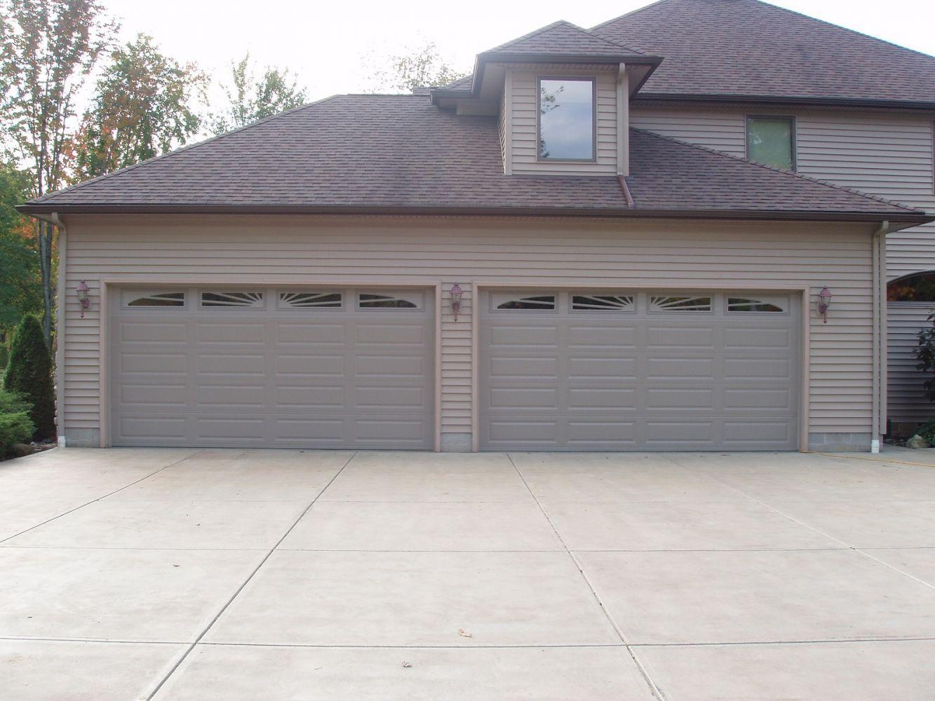 Residental garage door repairs columbia station oh for Garage door service