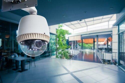 telecamera di sicurezza a 360°