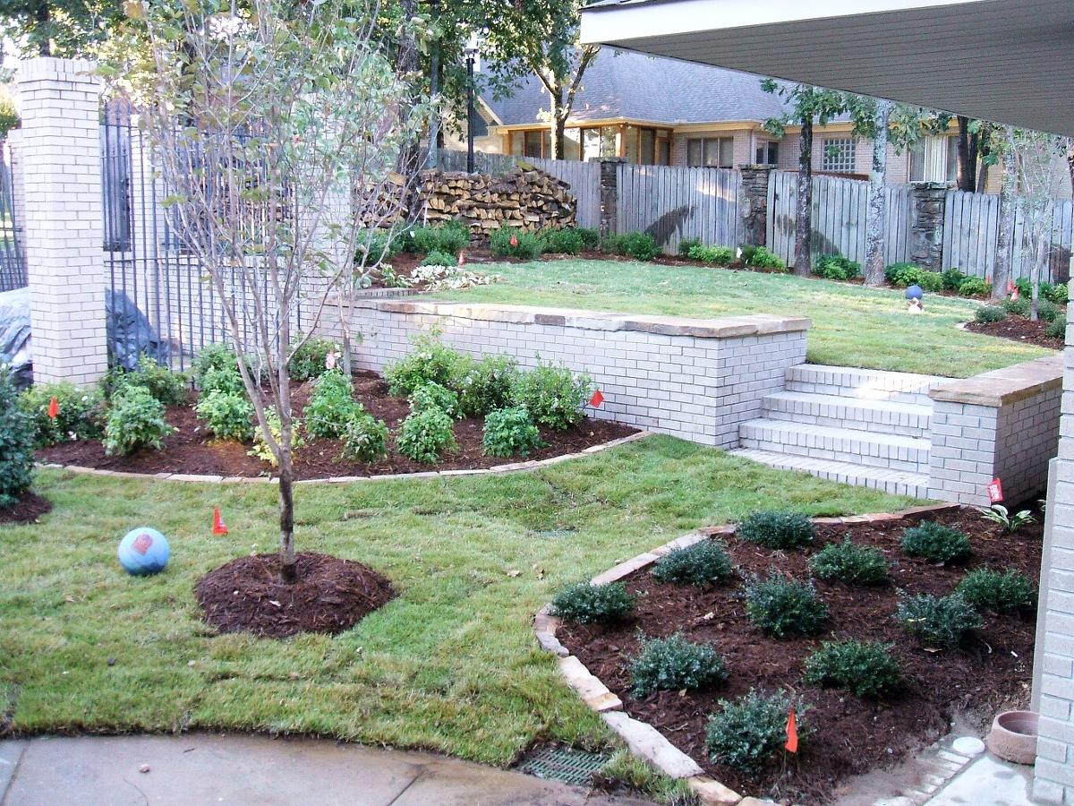 Commercial Landscaping North Little Rock
