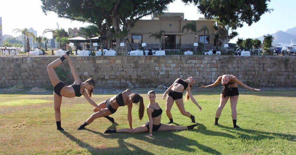 coreografia di danza moderna