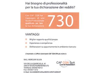 pratiche isee, modello 730, contabilità ordinaria