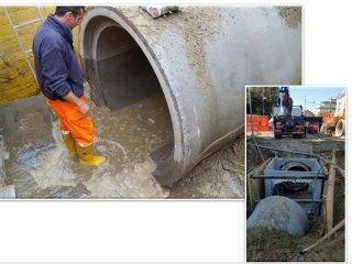 Impianto fognario Rimini