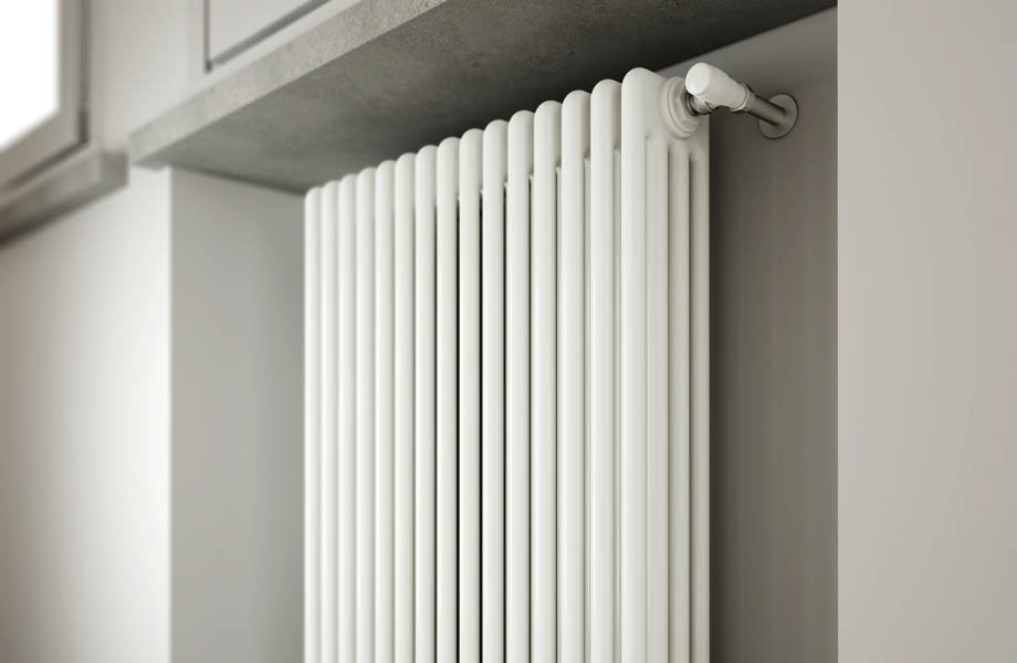 Un radiatore ad ogni spazio