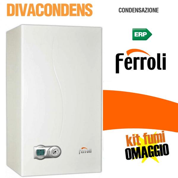 Ferroli, fornitore di caldaie