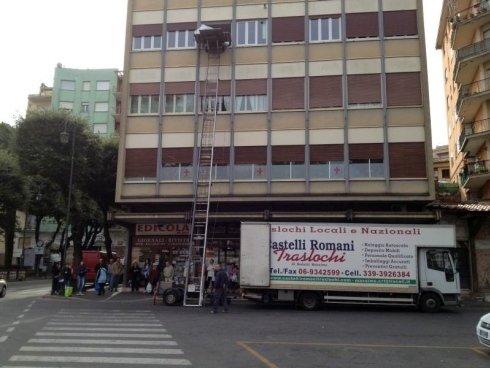 trasporto di mobili