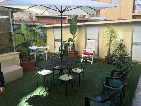 Casa di Riposo Medicalizzata Santa Rita - giardino