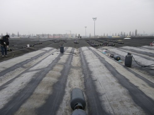 Copertura e impermeabilizzazione tetto