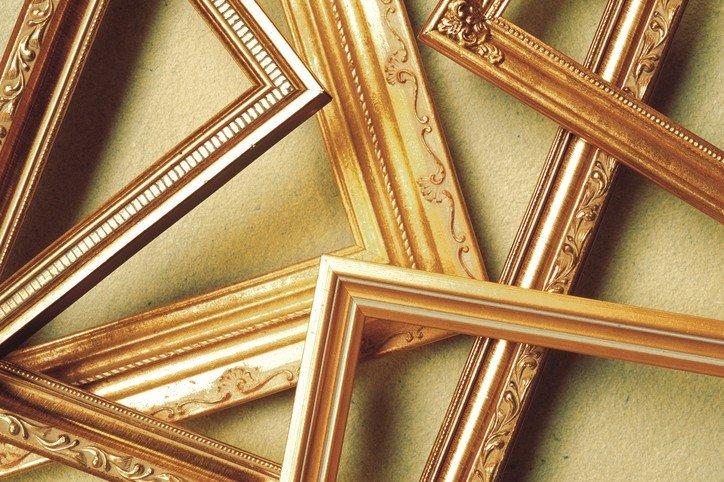 unique framing materials