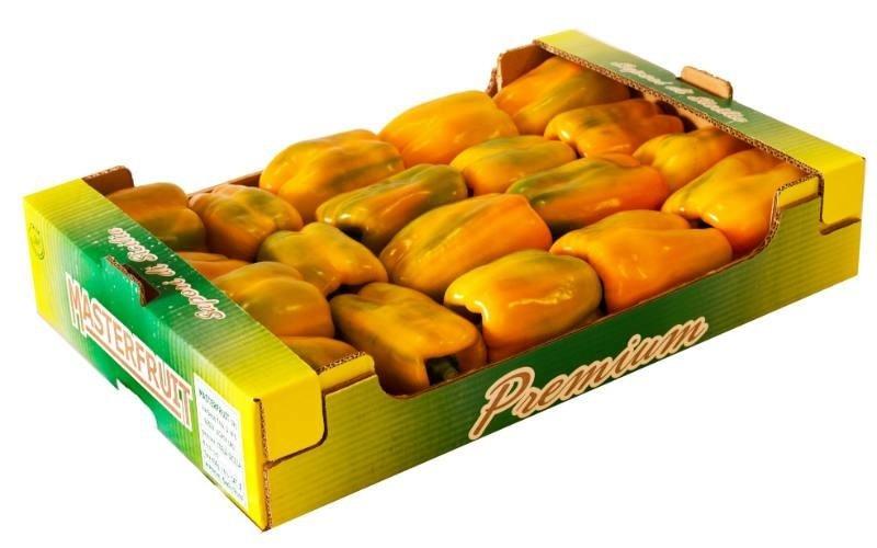 peperoni gialli Master Fruit