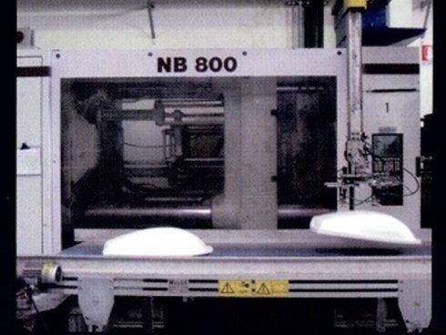stampaggio materie plastiche per l'industria