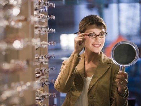 Lenti graduate per occhiali da vista