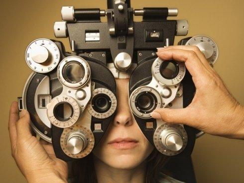 Misurazione problemi visivi