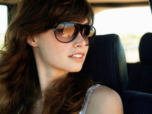 Montature di occhiali da donna