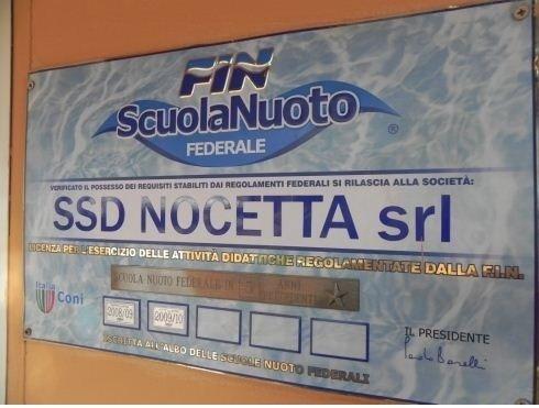 Scuola nuoto Nocetta