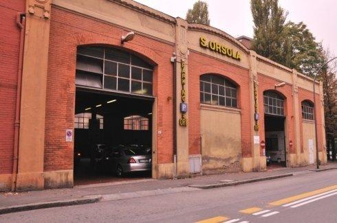 Autorimessa S. Orsola a Bologna, parcheggio coperto a ore, vicino all
