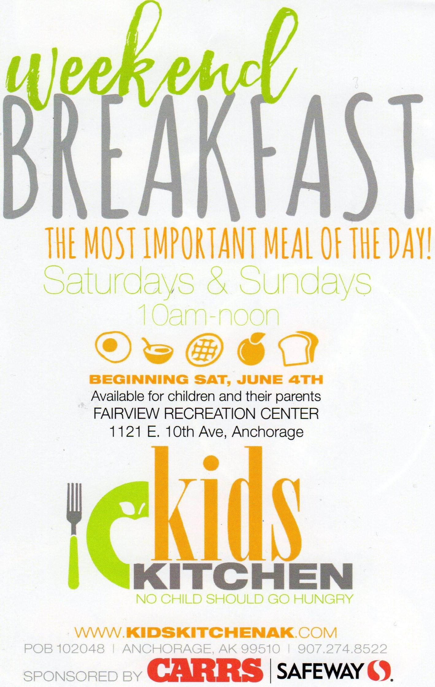 Kids Kitchen Free Meals For Children Anchorage Ak Kids Kitchen Inc